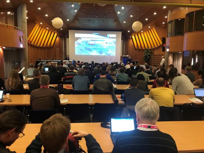 Sentinel-5 Precursor Validation Team Meeting