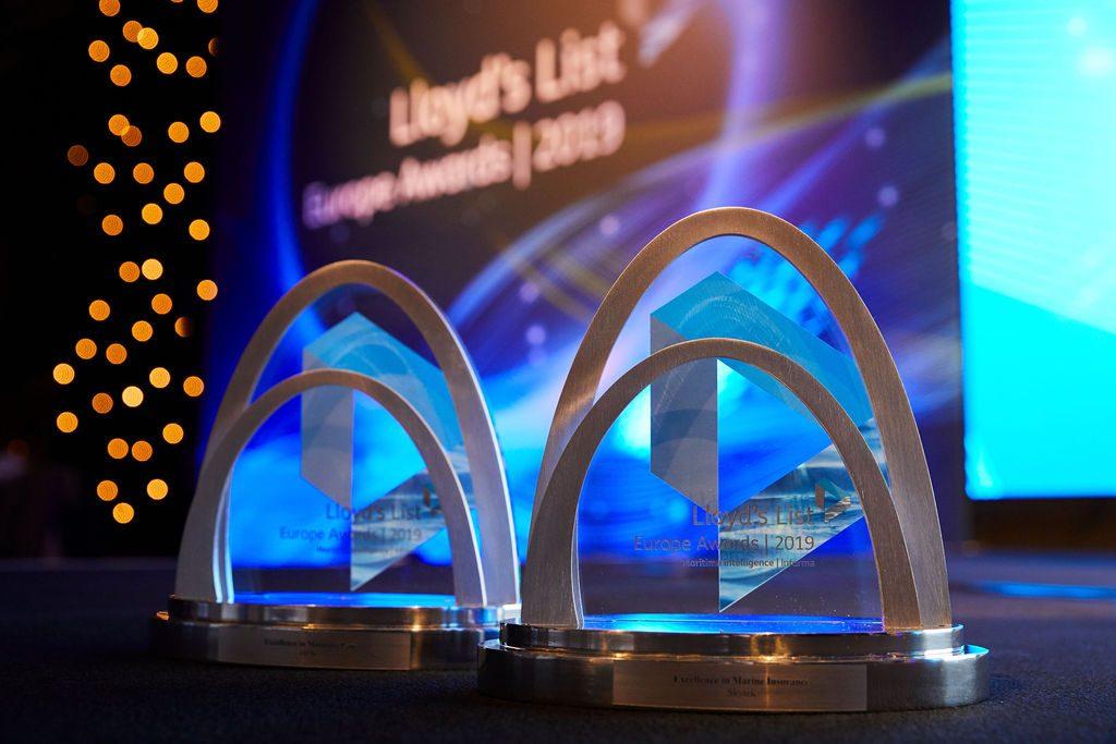 Lloyds List 2019 award photo
