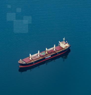 Insurance marine ship at sea
